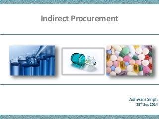 Indirect Procurement | LinkedIn