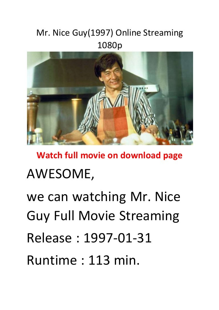 Mr Nice Stream