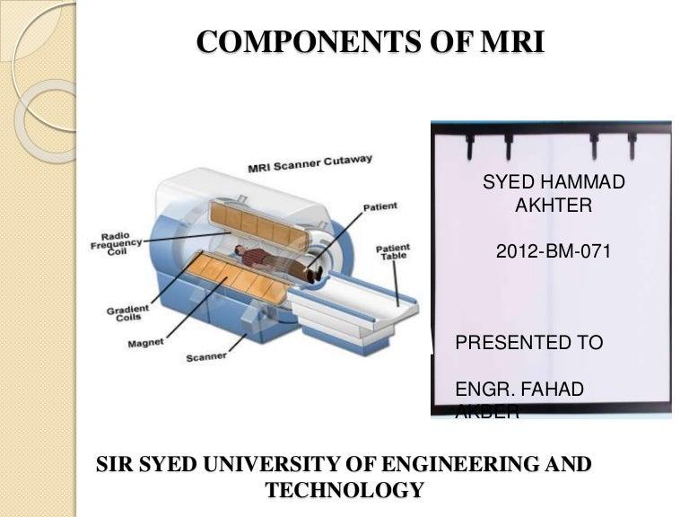 Mri Components