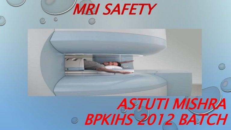 Mri safety (1)