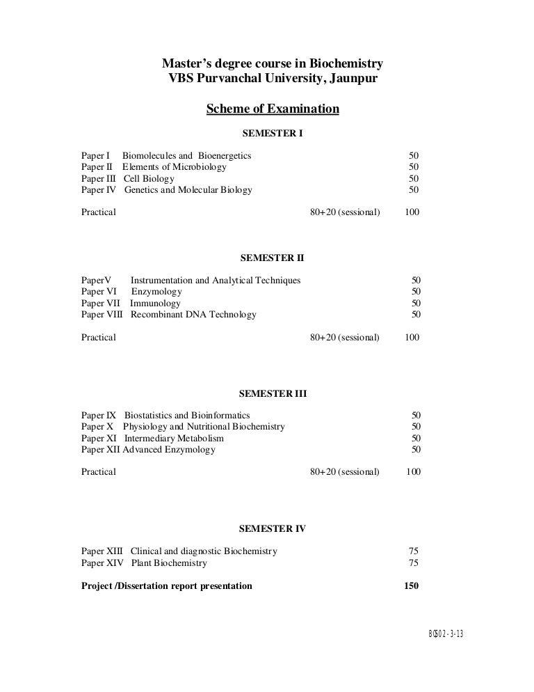 Advanced biostatistics syllabus