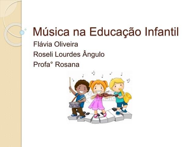Música na educação infantil (2)
