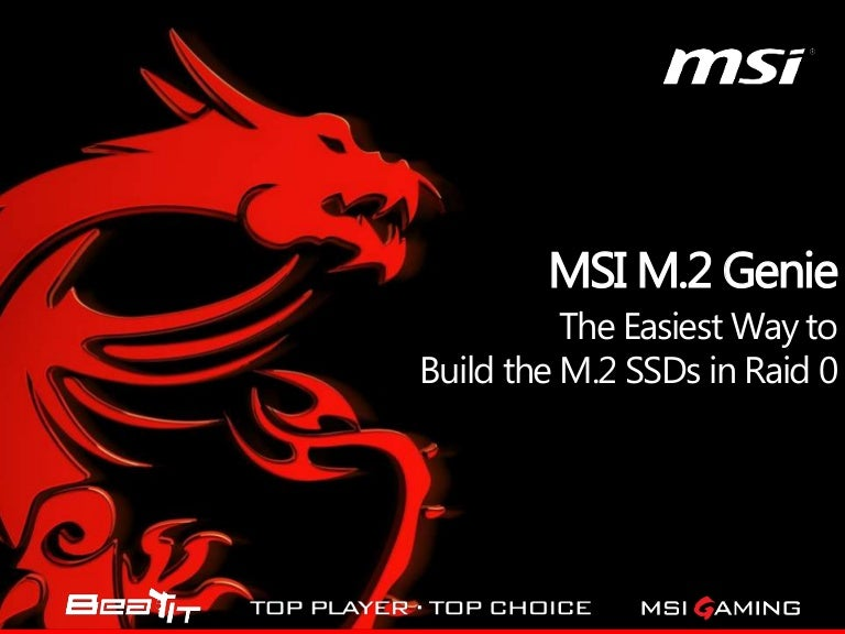 The Easiest Way to Build the M 2 SSDs in Raid 0