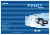 Msmss light stainless steel horizontal single stage centrifugal pump