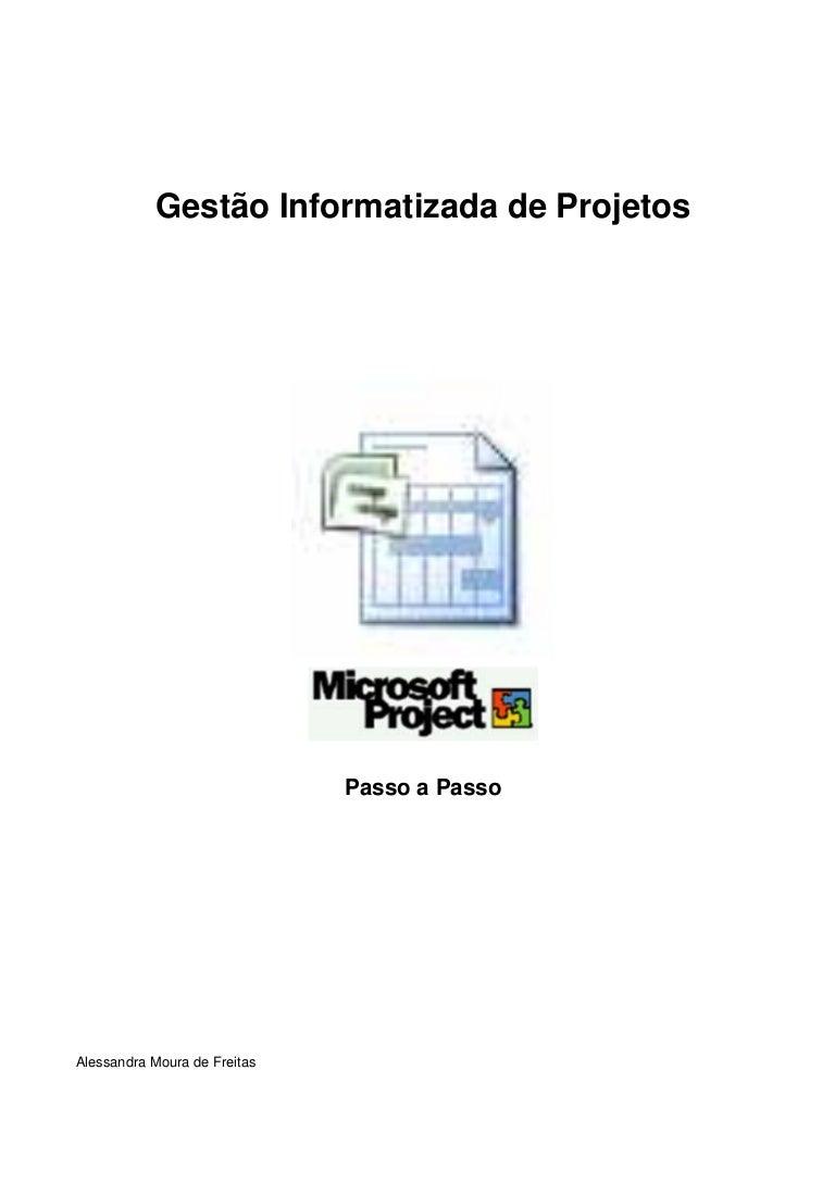 Msproject 2007 apostila