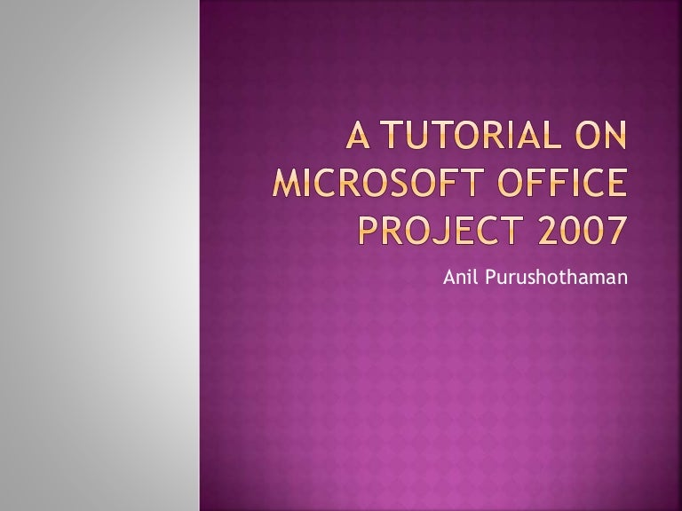 2007 free project download ebook ms
