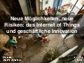 New Opportunities, New Risks: The Internet of Things and Business Innovation- German
