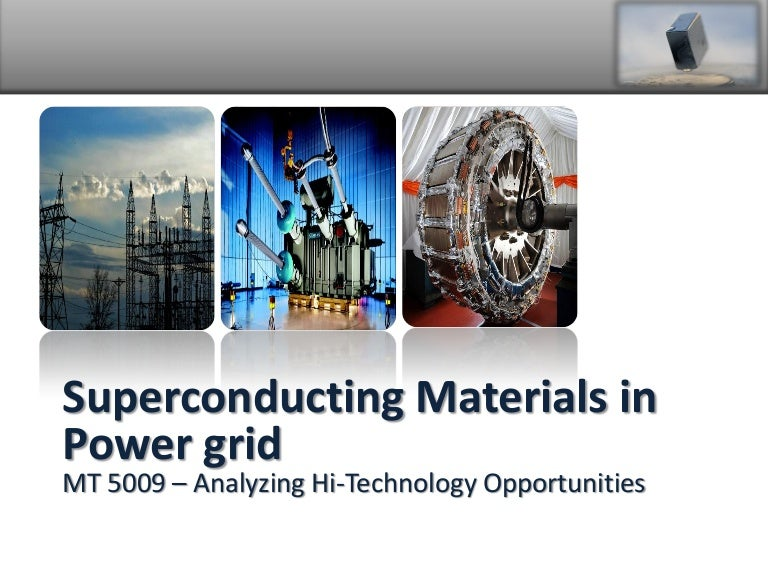 superconducting transformers ppt  software