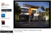 Mtm the making of modern contemporary house