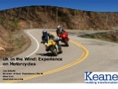 Ux In The Wind  Finding Experience On A Motorcycle