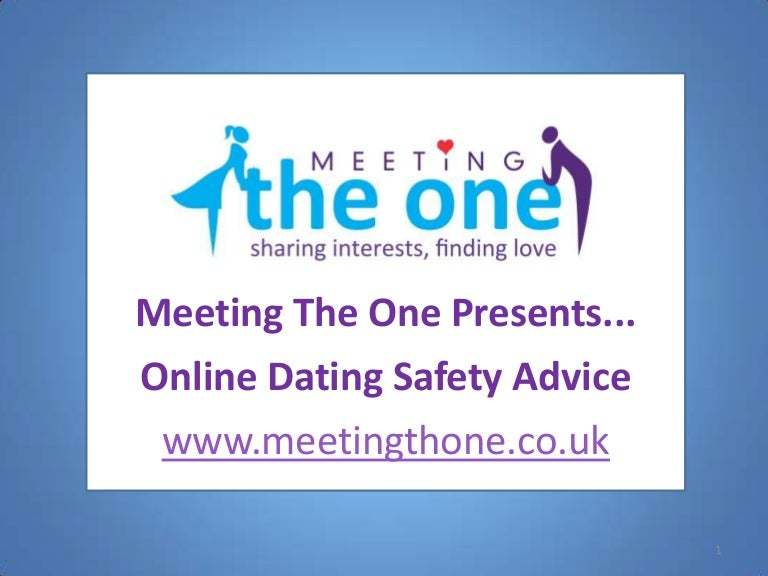 online dating safety record