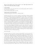 Một số giả thuyết về sự ngập ngừng và các biểu hiện không lời trong thực hành liệu pháp gia đình