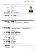 the perfect cv resume demo