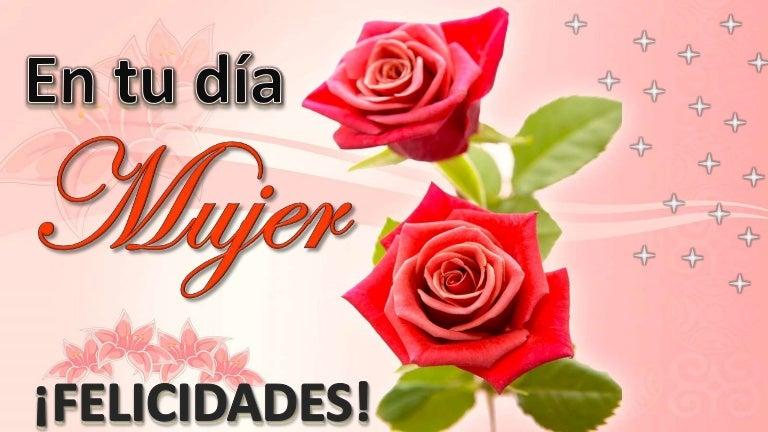 Feliz Dia Mujer Share the best gifs now >>> feliz dia mujer