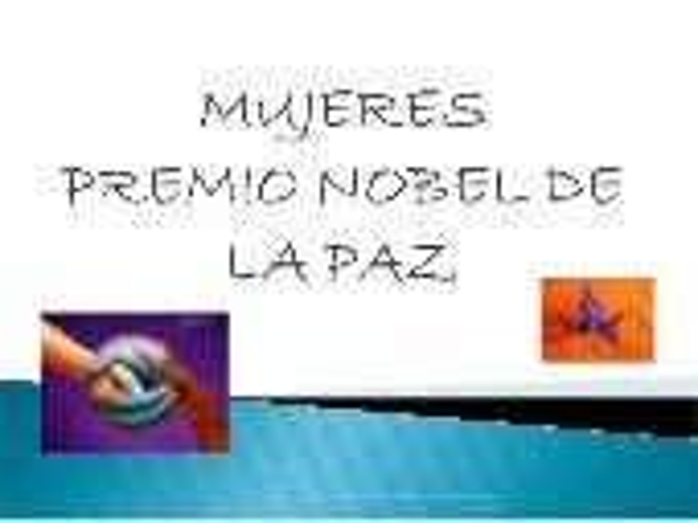Mujeres premio nobel_de_la_paz