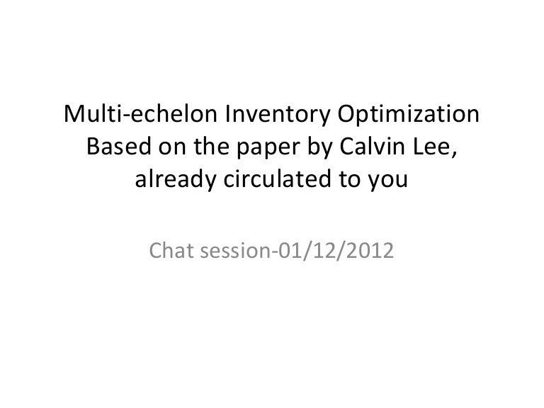 Single-echelon single-commodity location models