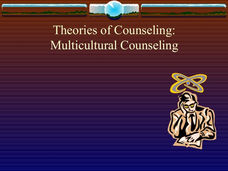 a career in multicultural counseling In the context of psychotherapies, multicultural counselling is a type of therapy which takes into account both racial and ethnic diversities of the client, further taking into consideration their sexual orientation, spirituality, ability and any disabilities, social class and economics, and the potential for any cultural bias by the practitioner.