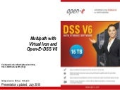 Multipath with Virtual Iron and Open-E DSS V6