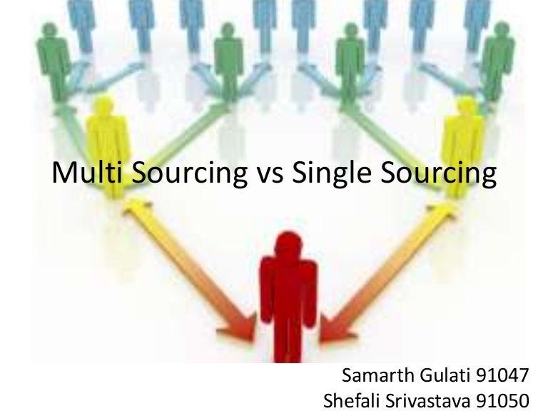 Single source ansatz marktforschung