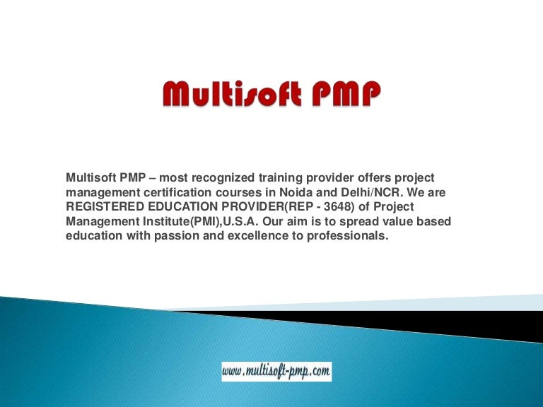 Best Pmp Training Institute In Delhi And Ncr