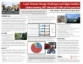 Local Climate Change Challenges and Opportunities: Understanding NYS Municipal Official Perspectives