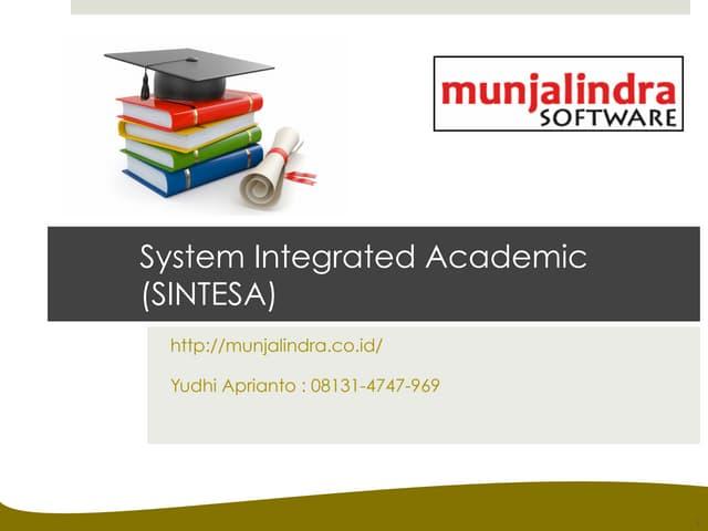 System Integrated Academic (SINTESA)