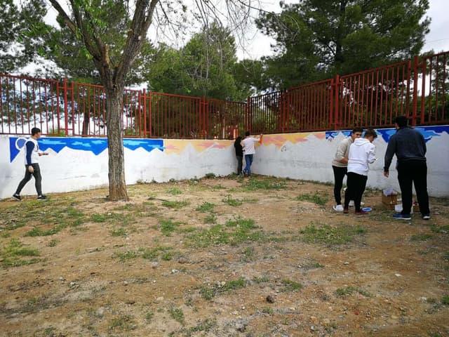 Muro del pomonal