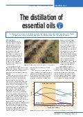 The Distillation of Essential Oils Part 3