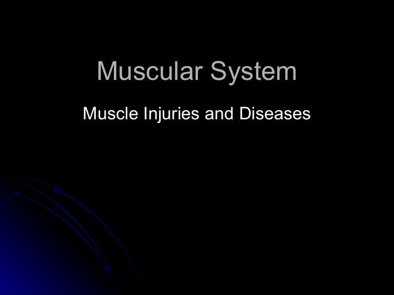 Muscular System Disease