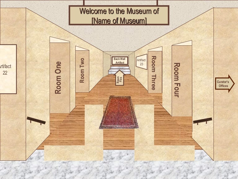 Museum Template 16