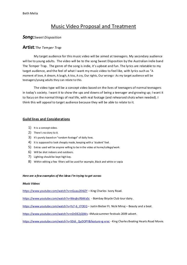 musicvideoproposalandtreatment 121120101406 phpapp02 thumbnail 4jpgcb1353406479
