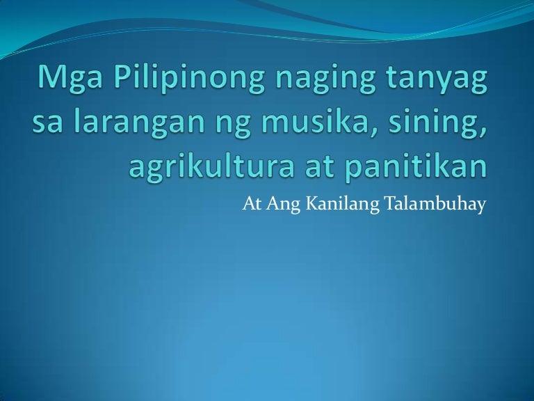 Na mga artistang nagtagumpay mahirap Matagumpay na