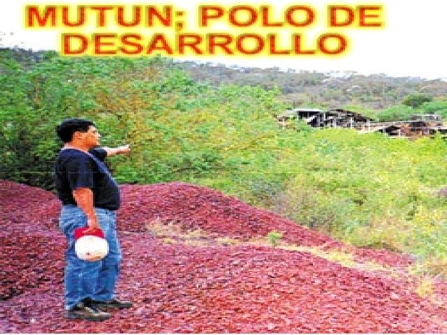 Mutun; Polo de Desarrollo.