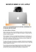 (MVentur) DOWNLOAD: Apple needs to go beyond retail to remain relevant