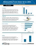 Metalworking Fluids Global Series 2010 Americas - Fact Sheet