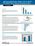 Metalworking Fluids Global Series 2010 Asia-Pacific - Fact Sheet