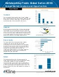 Metalworking Fluids Global Series 2010 Europe - Fact sheet