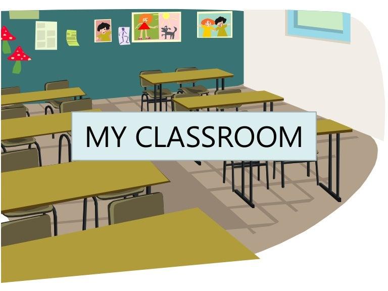 My classroom flashcards