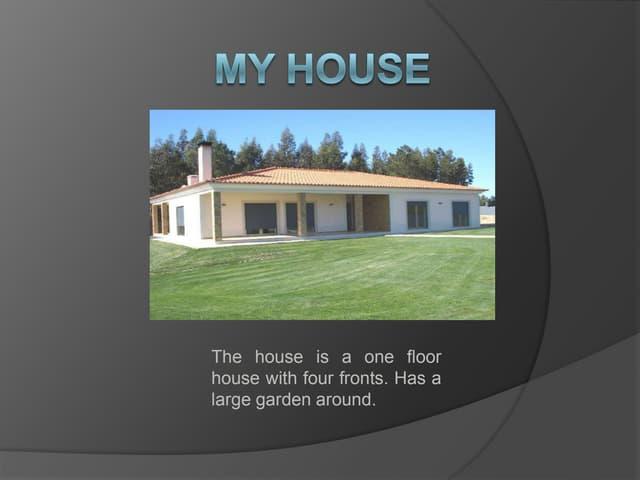 my dream house essay introduction