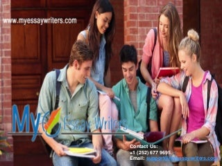 Buy Online Essay Writing Services at MyEssayWriters
