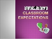 Laura Bame Classroom Expectations
