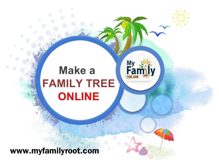 Build a Digital Family Tree   Build Online Genealogy