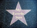 My favorite stars