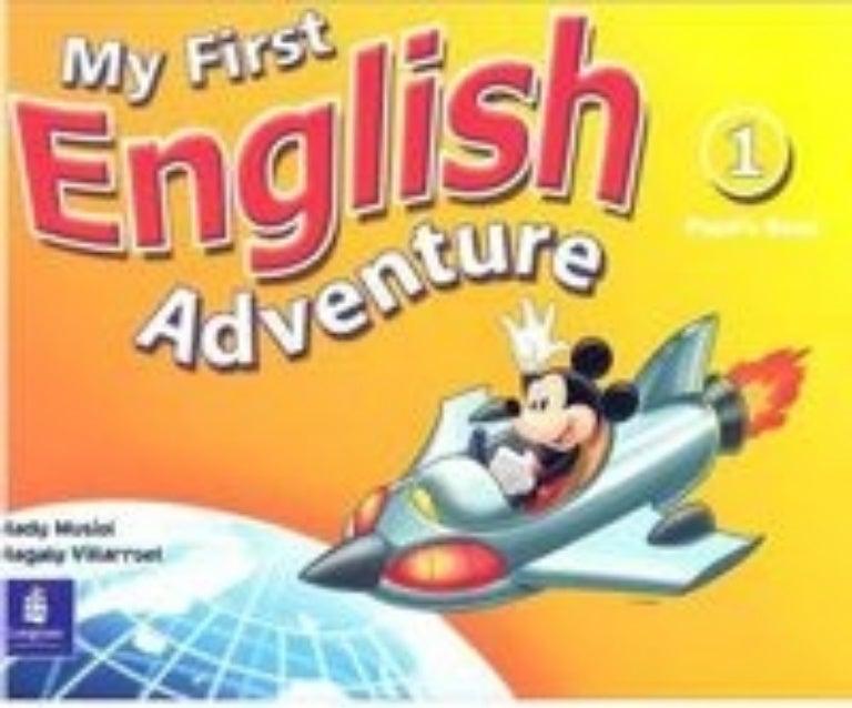 English Adventure 1 Pdf