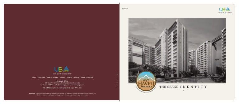 My Haveli by Unique Builders PDF