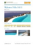 Mykonos villa 1411,greece
