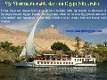 My most memorable days on egypt nile cruise