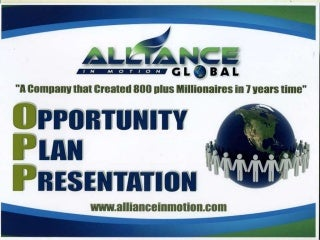 AIM GLOBAL FULL PRODUCT AND MARKETING PRESENTATION (Philippines)