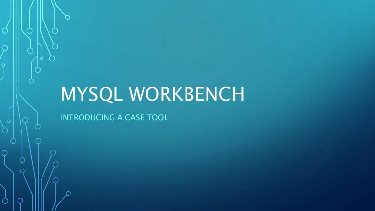 Awe Inspiring Introducing The Mysql Workbench Case Tool Beatyapartments Chair Design Images Beatyapartmentscom