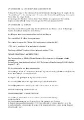 Spanish solution of mysteries round 7